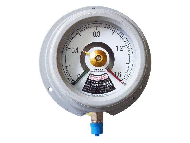 YJTX-150-B,电接点压力表,防爆压力表